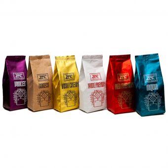 Дегустаційний набір зернової кави ZFC