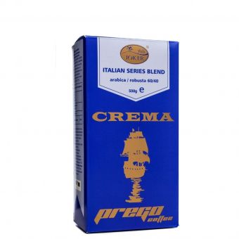 Кофе молотый Prego Crema 500 грамм