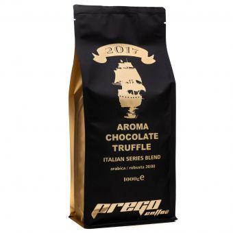 Кофе в зёрнах Prego Aroma  Шоколадный Трюфель 1 кг
