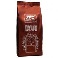 Кофе в зёрнах ZFC Brown 1кг