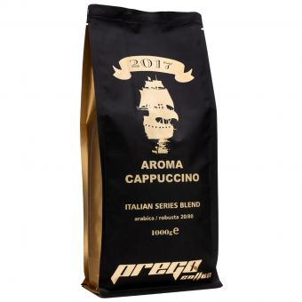 Кофе в зёрнах Prego Aroma Капучино 1 кг