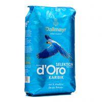 Кофе зерновой Dallmayr D'Oro Karibik 1 кг