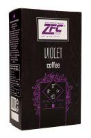 Кофе молотый ZFC Violet 250 грамм