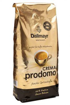 Кофе в зёрнах Dallmayr Prodomo Crema 1 кг