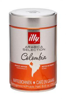 Кофе в зёрнах ILLY Colombia 250 г