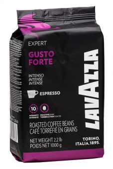 Кофе зерновой Lavazza Expert Gusto Forte 1кг