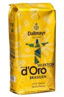 Кофе зерновой Dallmayr Crema d'Oro Sektion Brasilien 1кг