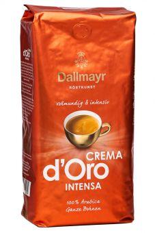 Кофе в зёрнах Dallmayr Crema d'Oro Intensa 1 кг