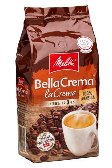 Кофе в зёрнах Mellita BellaCrema laCrema