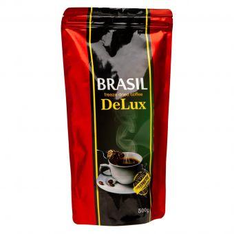 Кофе растворимый сублимат Premiere Brasil DeLux 500г