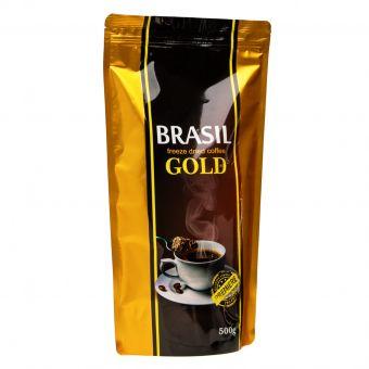 Кофе растовримый сублимат Premiere Brasil GOLD 500г