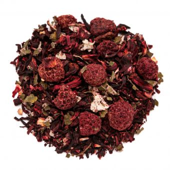Чай фруктовый Малиновый 100г
