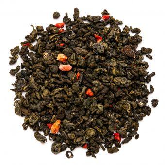 Чай зелений Полуниця 200 г