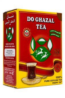 Чай цейлонский чёрный листовой 100 грамм