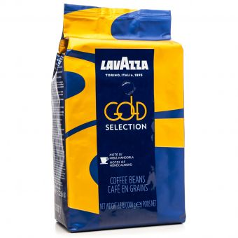 Кофе в зёрнах Lavazza Gold Selection 1 кг