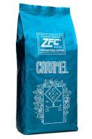 Кофе в зёрнах ароматизированный Карамель 1 кг