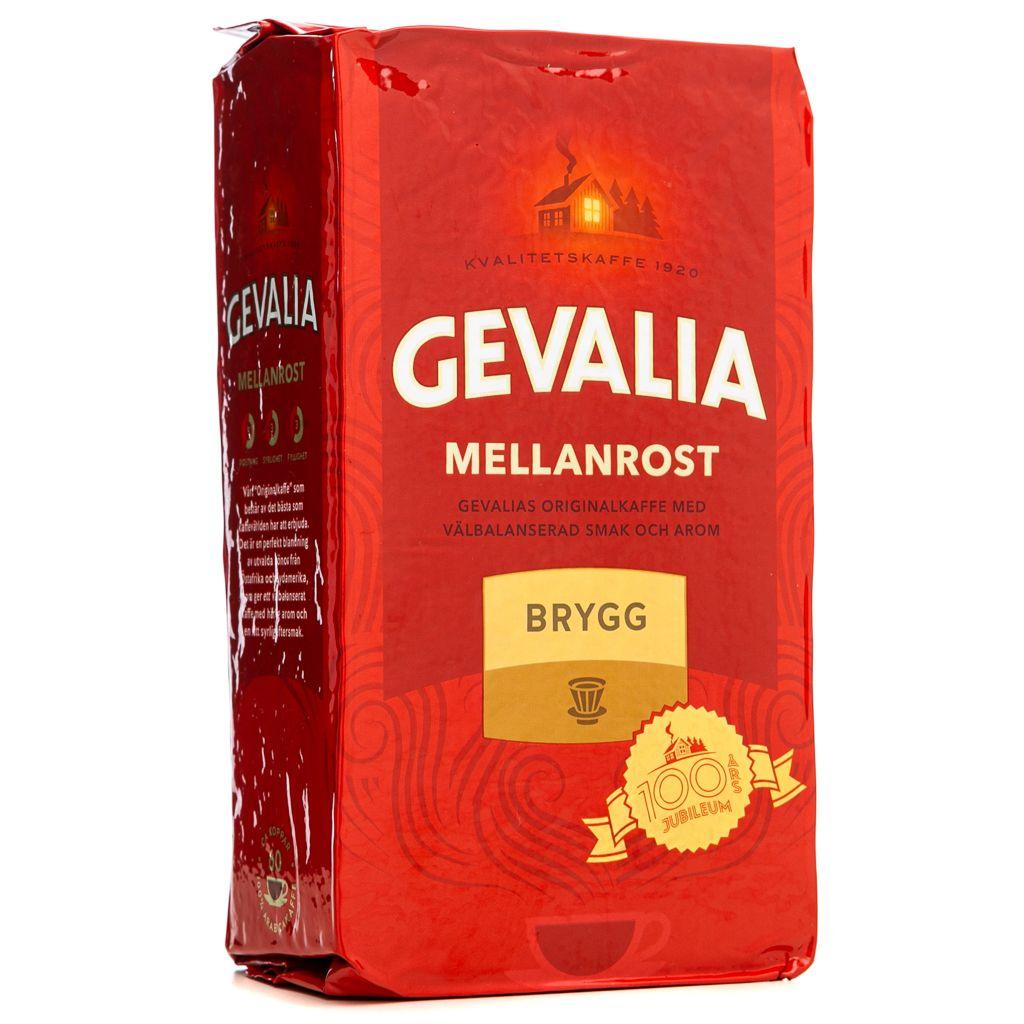 Gevalia кофе производитель