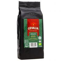 Кофе зерновой Gevalia Organic Dark 1кг