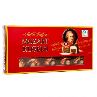 Конфеты Maitre Truffout Mozart Kugeln 200 г