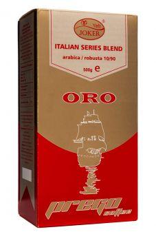 Молотый кофе Prego Oro 500 гамм